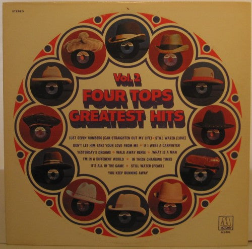 Four Tops - Gretest Hits Vol. 2