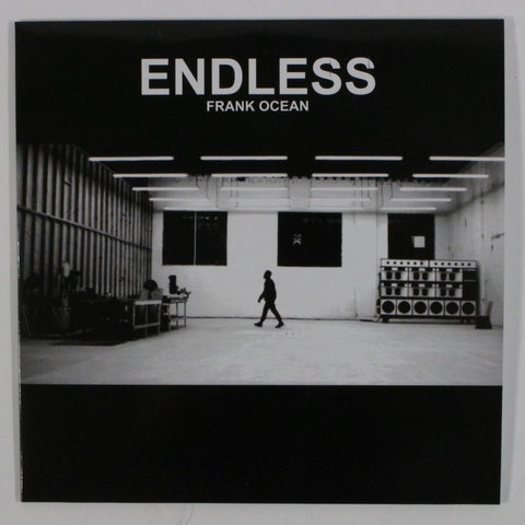 Frank Ocean - Endless - NEW import 2 LP set colored vinyl!!