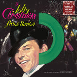 Frank Sinatra - A Jolly Christmas Limited Edition import GREEN vinyl