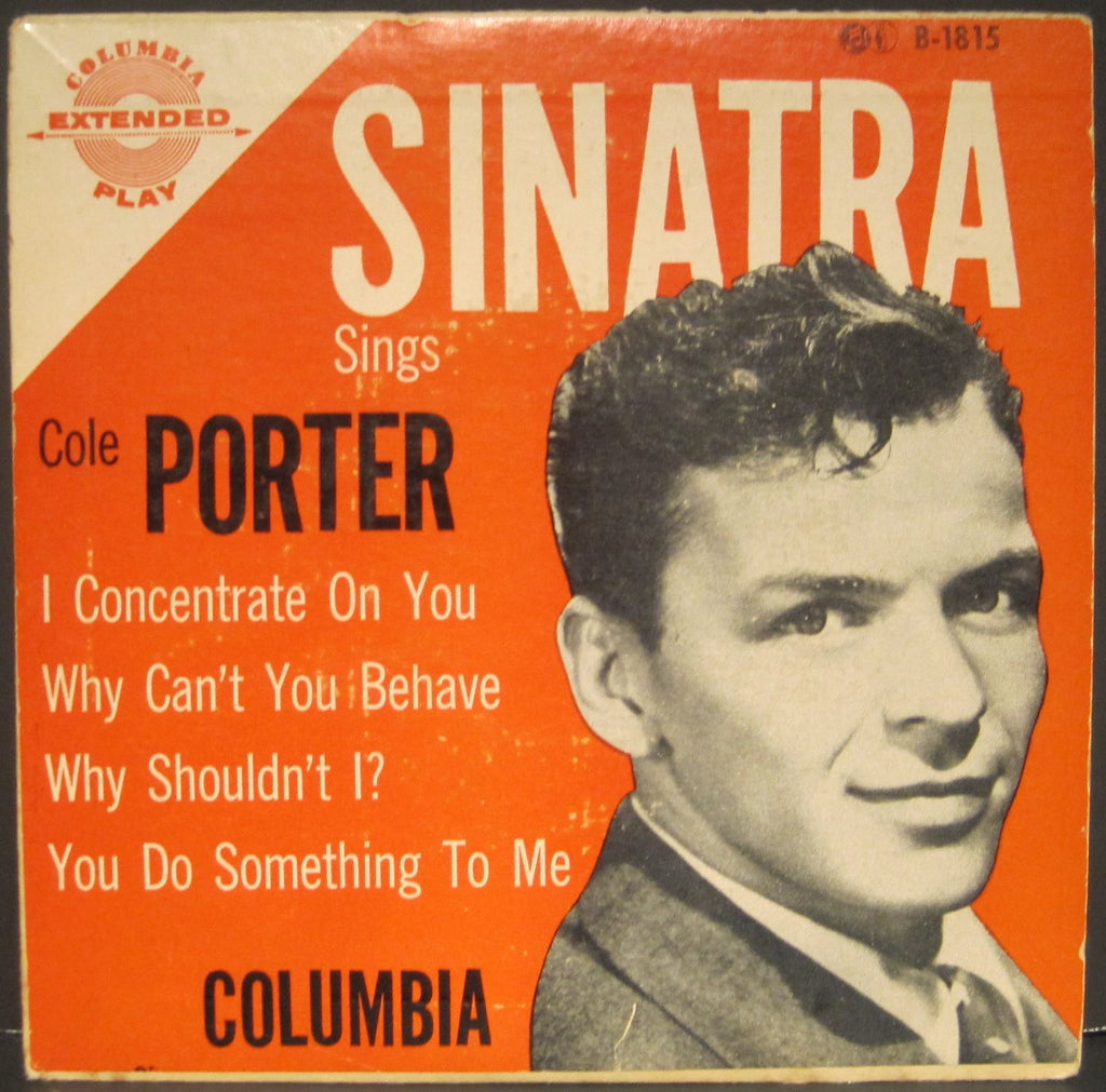 "Frank Sinatra ""Sings Cole Porter"" Ep"