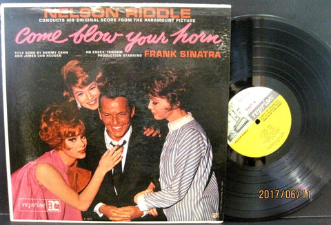 Nelson Riddle Conducts The Score - Come Blow Your Horn ( Frank Sinatra )