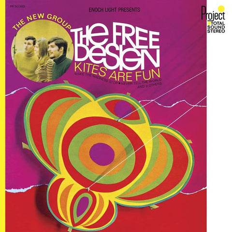 Free Design - Kites are Fun