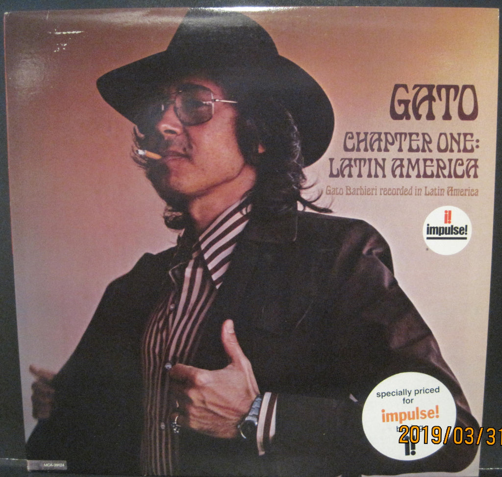 Gato Barbieri - GATO Chapter One:Latin America