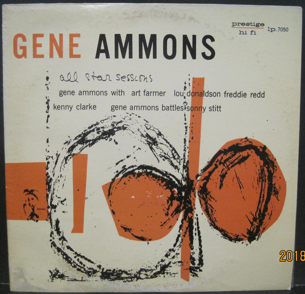 Gene Ammons - All Star Sessions
