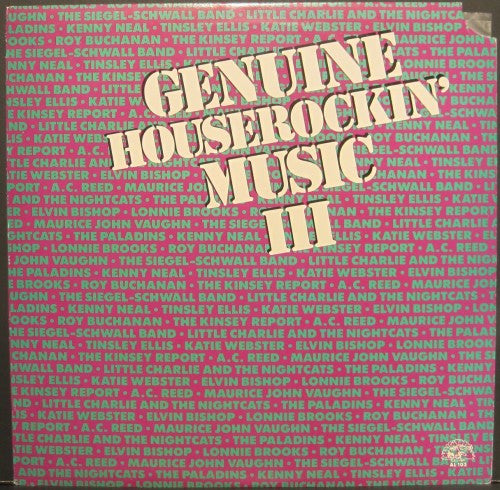 Various - Genuine Houserockin' Music III