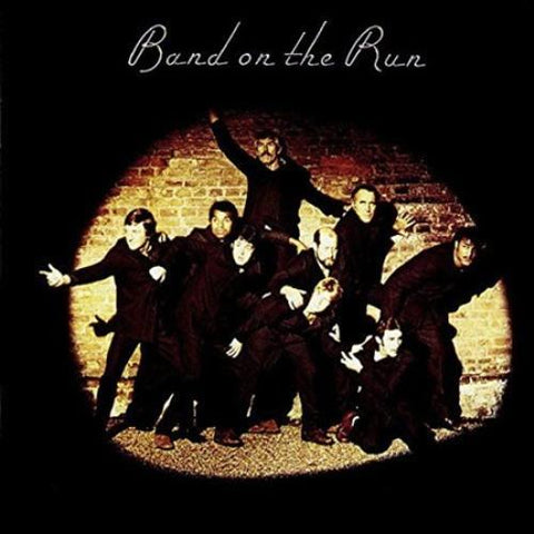 Paul McCartney & Wings - Band on the Run 180g w/ poster