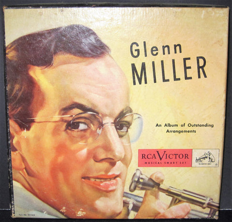 Glenn Miller - RCA THREE 45rpm Box Set WP 148