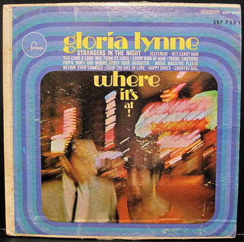 Gloria Lynne - Where It's At! Jukebox Ep