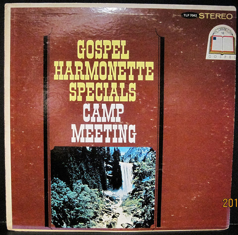Gospel Harmonette Specials - Camp Meeting