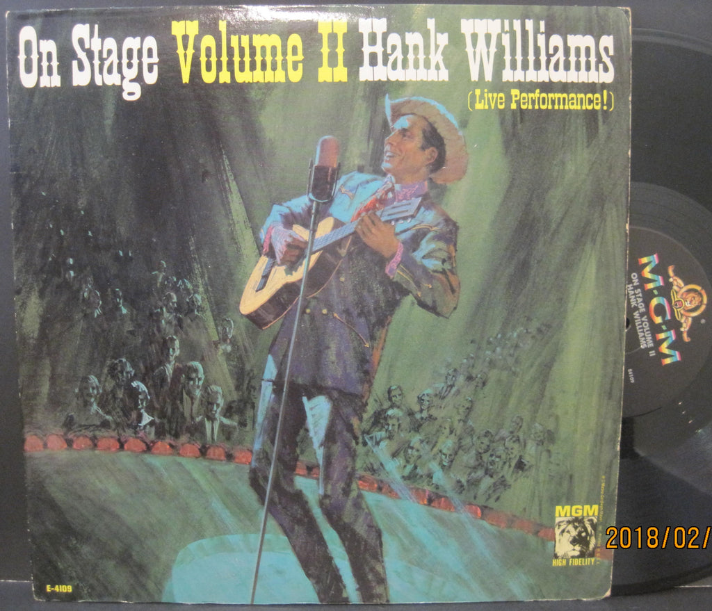Hank Williams - On Stage Volume II