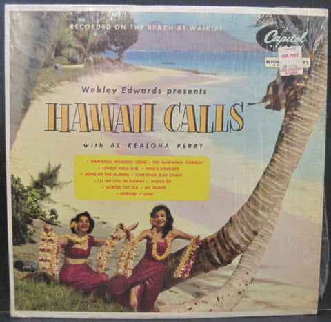 "Webley Edwards Presents ""Hawaii Calls"" with Al Kealoha Perry"