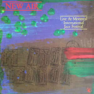Henry Threadgill and AIR - New Air Live at Montreal International Jazz Festival