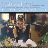 Henry Mancini - Breakfast at Tiffany's - import 180g LP Colored Vinyl