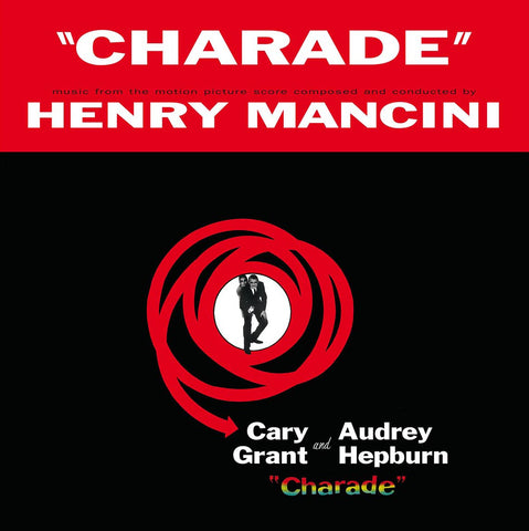 Charade - Film Score by Henry Mancini 180g Colored vinyl