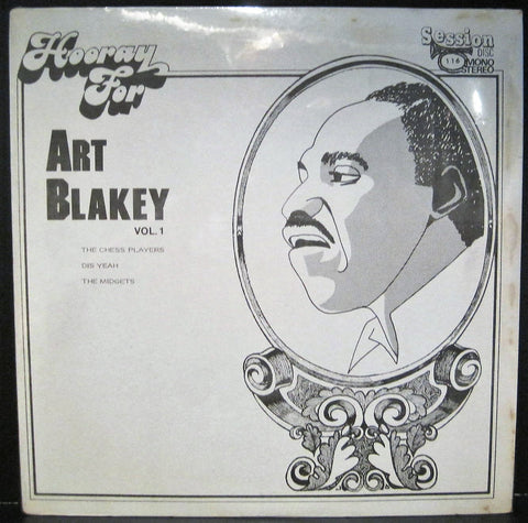 Art Blakey - Hooray For Art Blakey Vol. 1