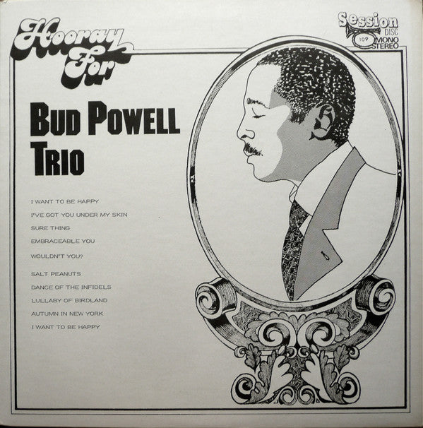 Bud Powell - Hooray for The Bud Powell Trio