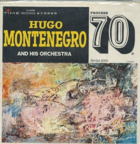 Hugo Montenegro - Montenegro 70/ Palm Canyon Drive / Flight Of The Bumble Bee / Dark Eyes/ Cry Me A River / Rags To Riches / I Concentrate On you