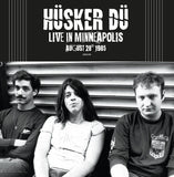 Husker Du - Live in MN 1985 - import 180g on colored vinyl