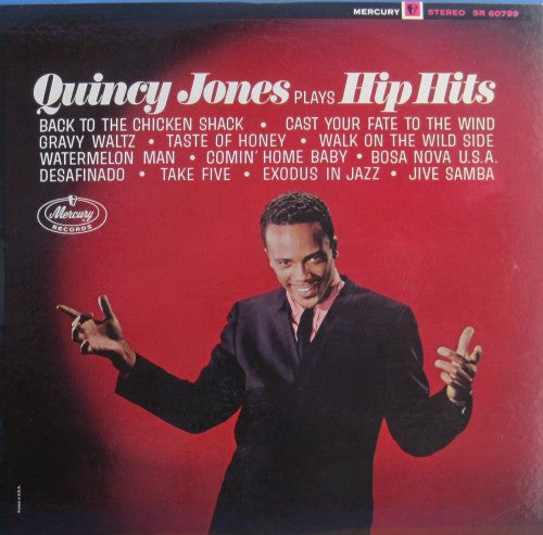 Quincy Jones - Plays Hip Hits