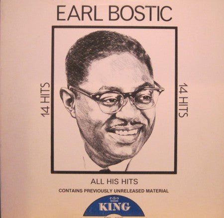 Earl Bostic - 14 Hits
