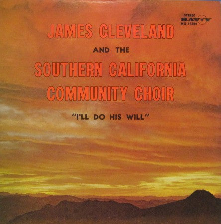 James Cleveland - I'll Do His Will