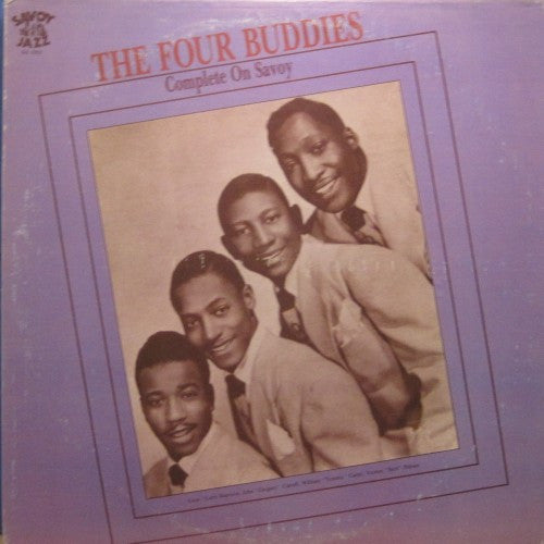 Four Buddies - Complete on Savoy