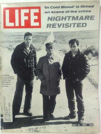 Life - May 2, 1967/ In Cold Blood Feature