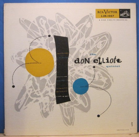 Don Elliott - The Don Elliott Quintet