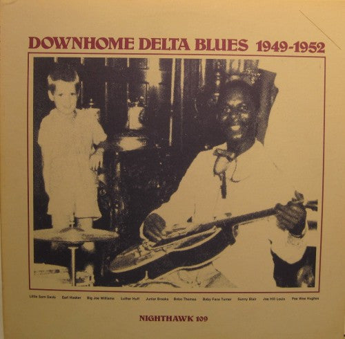 Various - Downhome Delta Blues 1949-1952