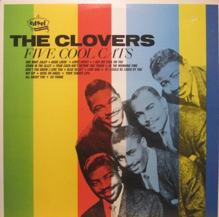 Clovers - Five Cool Cats