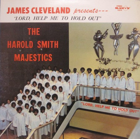 James Cleveland - Lord, Help Me to Hold Out