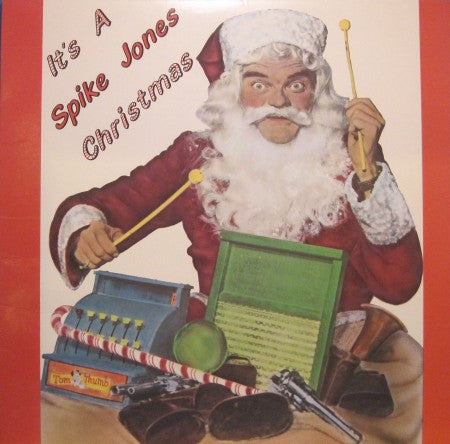 Spike Jones - It's a Spike Jones Christmas