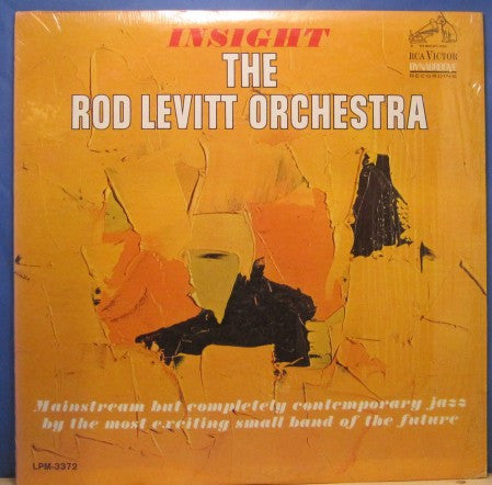 Rod Levitt - Insight