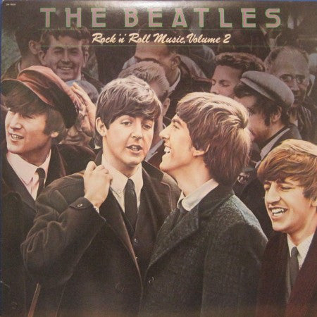 Beatles - Rock 'n' Roll Music, Vol. 2