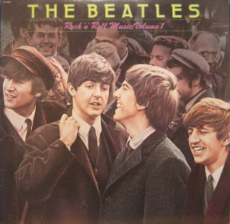 Beatles - Rock 'n' Roll Music, Vol. 1