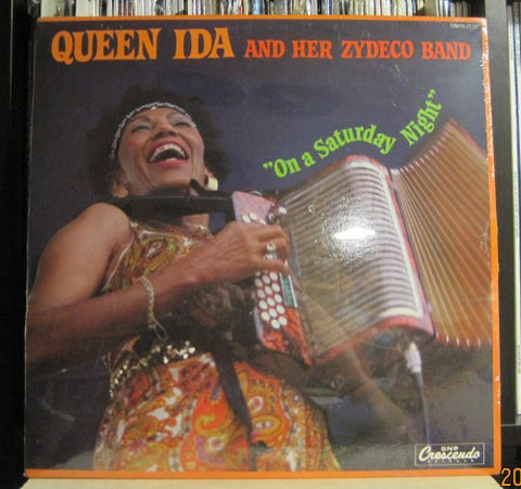 Queen Ida - On a Saturday Night
