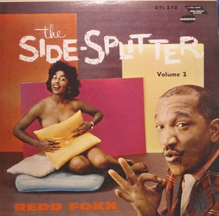 Redd Foxx - The Side-Splitter Volume 2