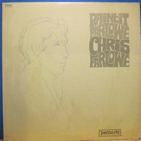 Chris Farlowe - Paint it Farlowe
