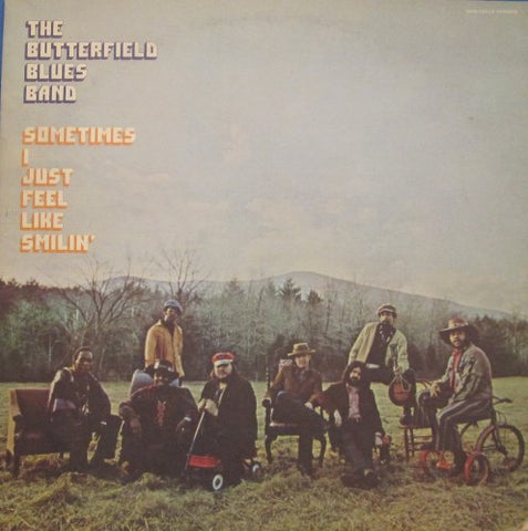 Butterfield Blues Band - Sometimes I Just Feel Like Smilin