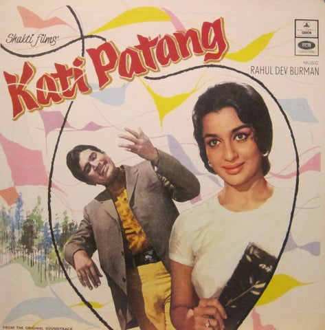 Kati Patang - Soundtrack