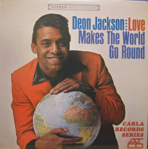 Deon Jackson - Love Makes the World Go Round