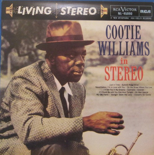 Cootie Williams - In Stereo