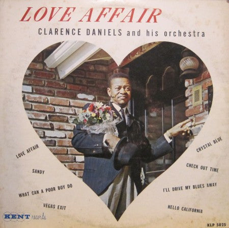 Clarence Daniels - Love Affair