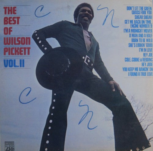 Wilson Pickett - The Best of Vol. II
