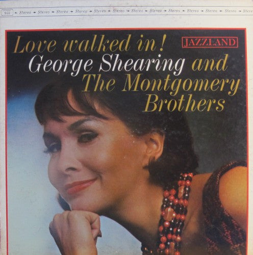 George Shearing - Love Walked In