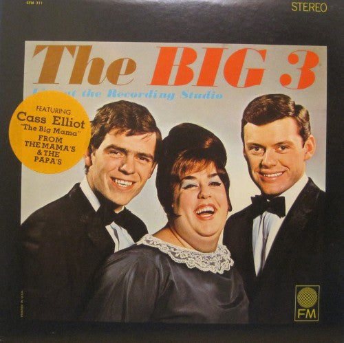 Big 3 - Live at The Recording Studio
