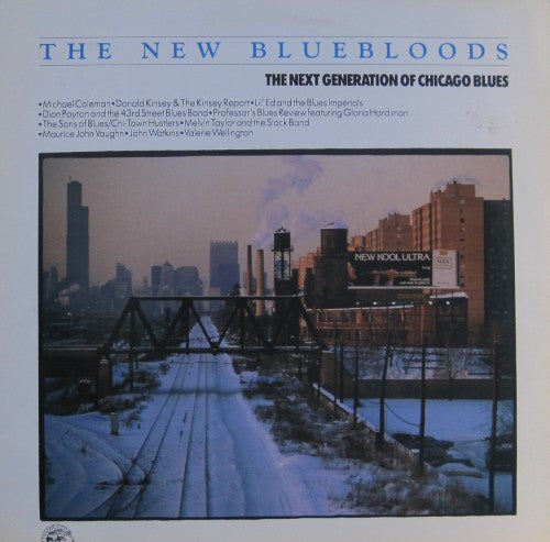 Various - The New Bluebloods