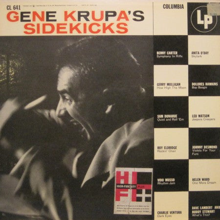 Gene Krupa - Sidekicks