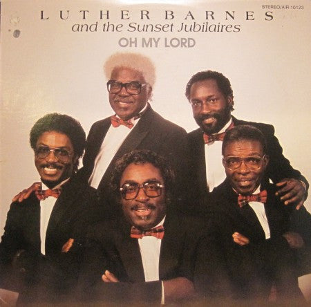 Luther Barnes - Oh My Lord