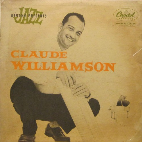 Claude Williamson - Kenton Presents Jazz